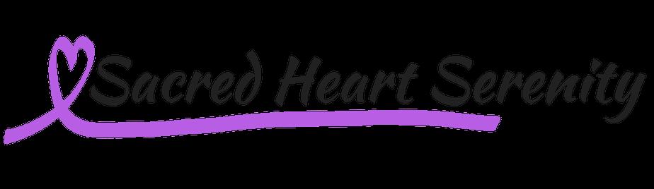 Sacred Heart Serenity_Lavander
