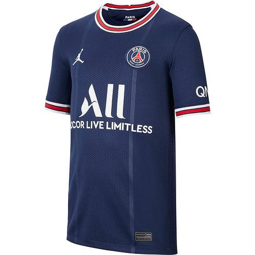 NIKE Maillot Paris Saint-Germain Home Junior 2021-2022 (CV8232-411)