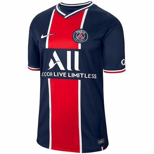 NIKE Maillot Paris Saint-Germain Home Junior 2020-2021 (CD4508-411)