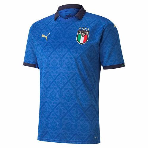 PUMA Maillot Italie Home 2020-2021 (756468-01)