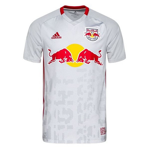 ADIDAS Maillot New York Red Bull Home 2019 (DP4800)