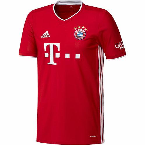 ADIDAS Maillot Bayern Munich Home 2020-2021 (FR8358)