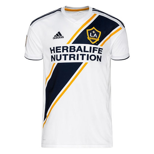 ADIDAS Maillot Los Angeles Galaxy Home 2019 (CE3296)