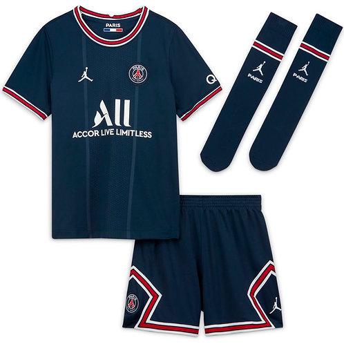 NIKE Mini Kit Paris Saint-Germain Enfant 2021-2022 (CV8272-411)