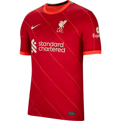 NIKE Maillot Liverpool FC Home 2021-2022 (DB2560-688)