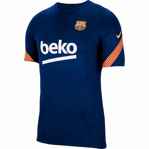 NIKE Maillot Barcelone FC Training Home 2020-2021 (CD5999-458)