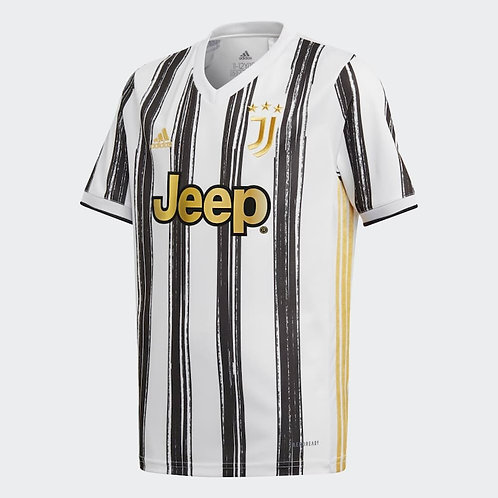 ADIDAS Maillot Juventus Turin Home Junior 2020-2021 (EI9900)