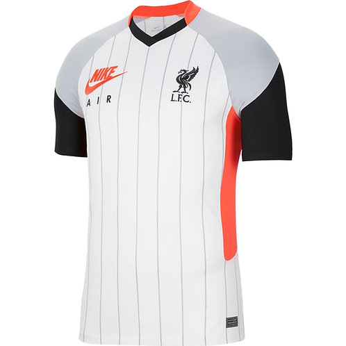 NIKE Maillot Liverpool FC AMX Junior 2020-2021 (CZ3411-101)