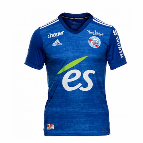 ADIDAS Maillot Racing Club Strasbourg Alsace Home 2020-2021 (FI6183)