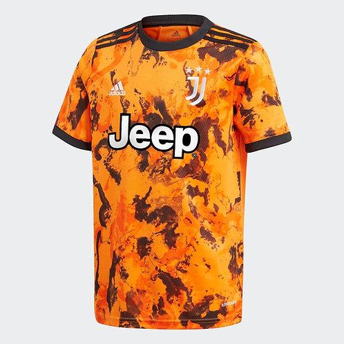 ADIDAS Maillot Juventus Turin Third Junior 2020-2021 (FN1015)