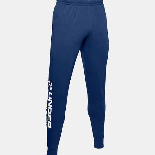 UNDER ARMOUR Pantalon Sportstyle Cotton Graphic (1329298-449)