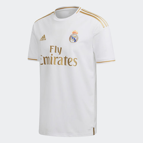 ADIDAS Maillot Real Madrid FC Home Junior 2019-2020 (DX8838)