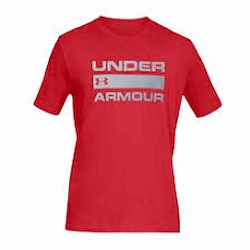 UNDER ARMOUR T-ShirtWordmark (1329582-600)
