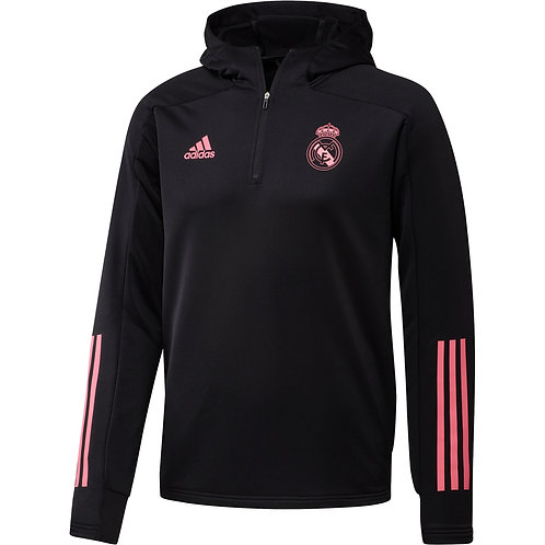 ADIDAS Sweat Real Madrid FC Training Capuche 2020-2021 (GV5340)