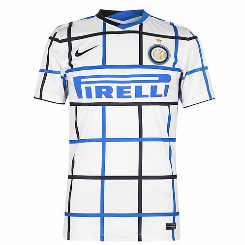 NIKE Maillot Inter Milan  Away 2020-2021 (CD4239-101)
