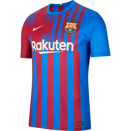 NIKE Maillot Barcelone FC Home 2021-2022 (CV7891-428)