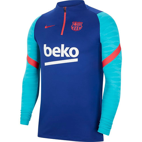NIKE Sweat Barcelone FC Training 2020-2021 (CW1659-456)