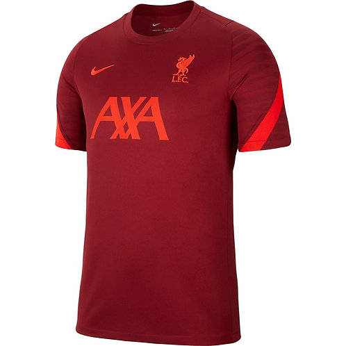 NIKE Maillot Liverpool FC Training 2021-2022 (DB0268-678)