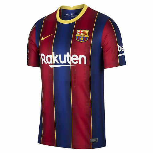 NIKE Maillot Barcelone FC Home 2020-2021 (CD4232-456)