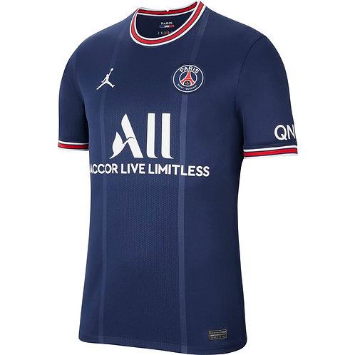 NIKE Maillot Paris Saint-Germain Home 2021-2022 (CV7903-411)