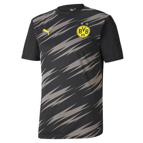 PUMA Maillot Borussia Dortmund PréMatch 2020-2021 (758135-02)