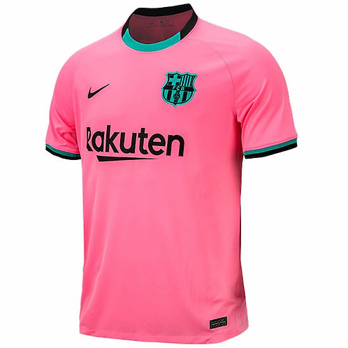 NIKE Maillot Barcelone FC Third 2020-2021 (CK7819-654)