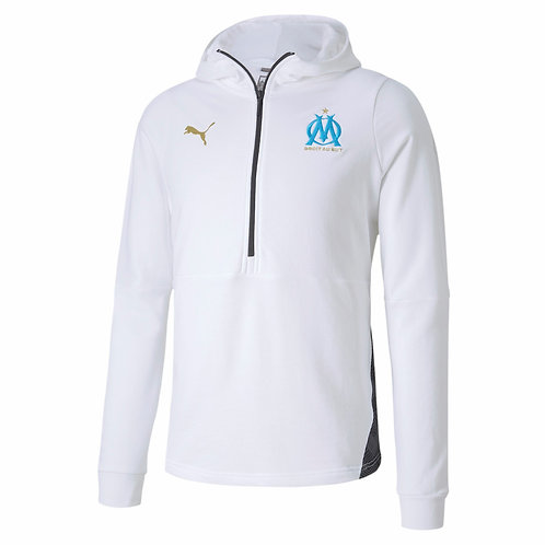 PUMA Sweat Olympique de Marseille Casuals 2020-2021 (757741-01)