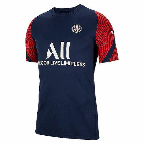 NIKE Maillot Paris Saint-Germain Training 2020-2021 (CD4915-411)