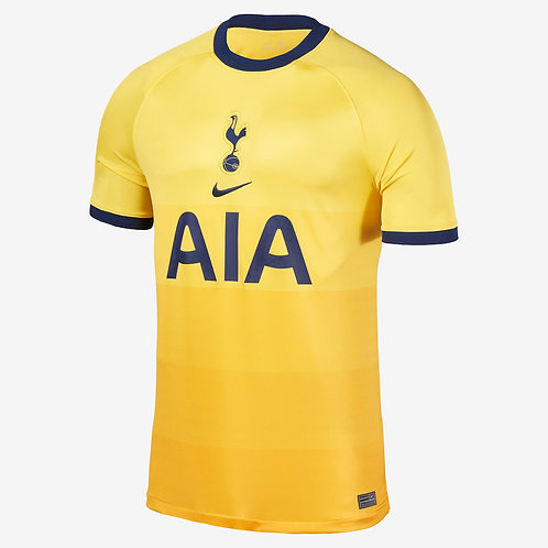 NIKE Maillot Tottenham Hotspur Third 2020-2021 (CK7831-720)