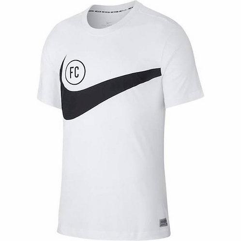 NIKE T-shirt NIKE FC Swoosh (CI6272-100)