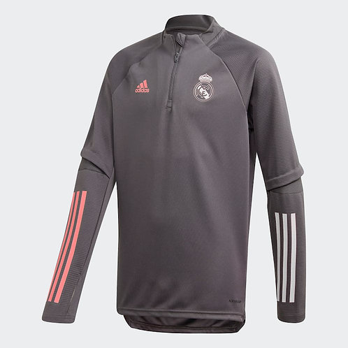 ADIDAS Sweat Real Madrid Training Staff Junior 2020-2021 (FQ7848)