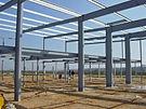 SSIB - Societe Saumuroise Industrielle de Bardage : charpente metallique