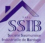 SSIB - Societe Saumuroise Industrielle de Bardage : logo