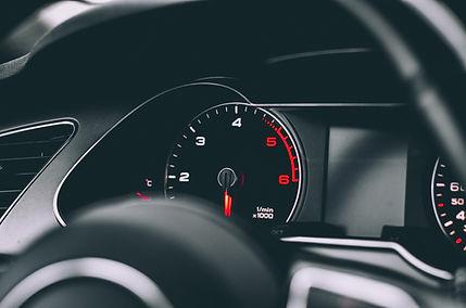 Araba gösterge tablosu