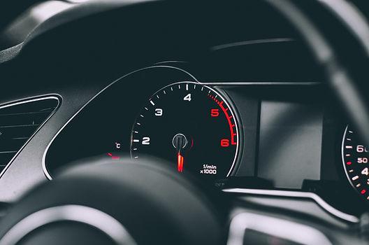 приборная панель автомобиля