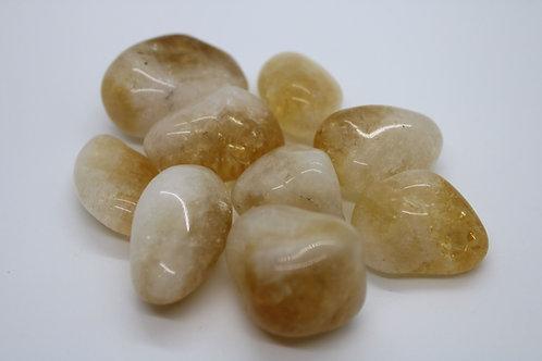 Citrine Pocket Stone