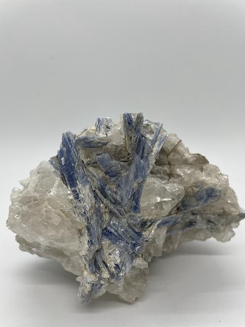 Blue Kyanite Cluster