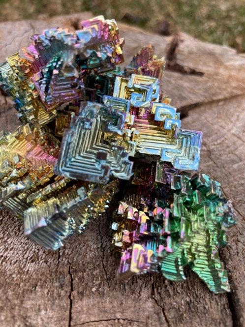 Rainbow Love Bismuth