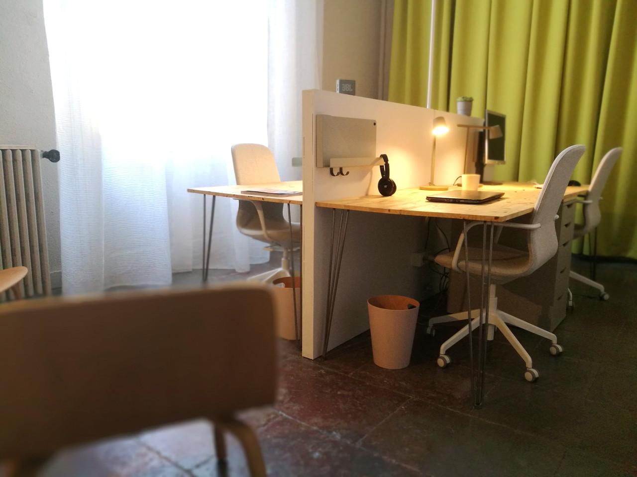 adapté au travail à distance en télétravail et remote poste à Montpellier en coworking