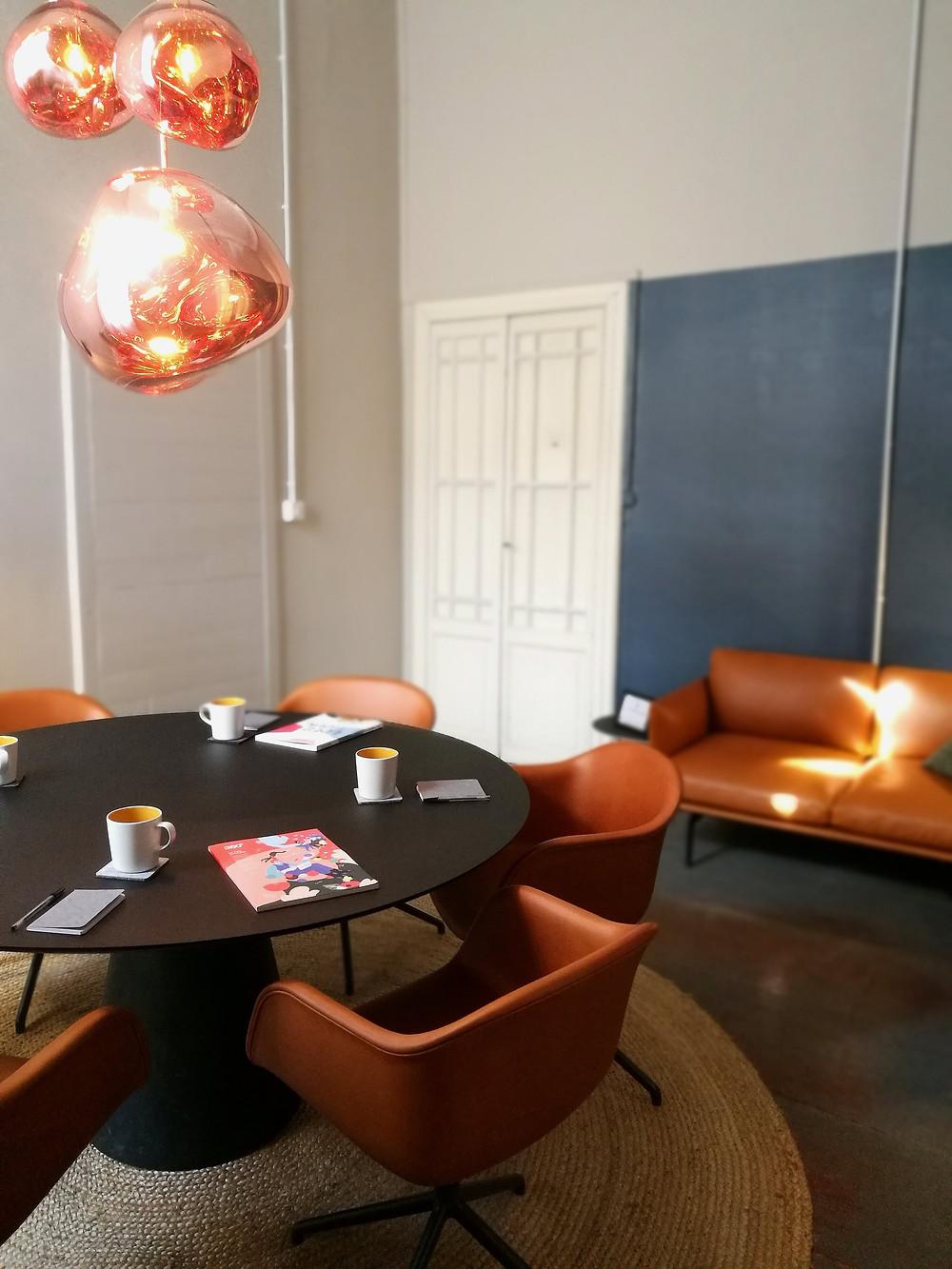 salles confortable pour reunion, formation, séminaire à montpellier