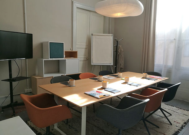 Salle de formation réunion à Montpellier
