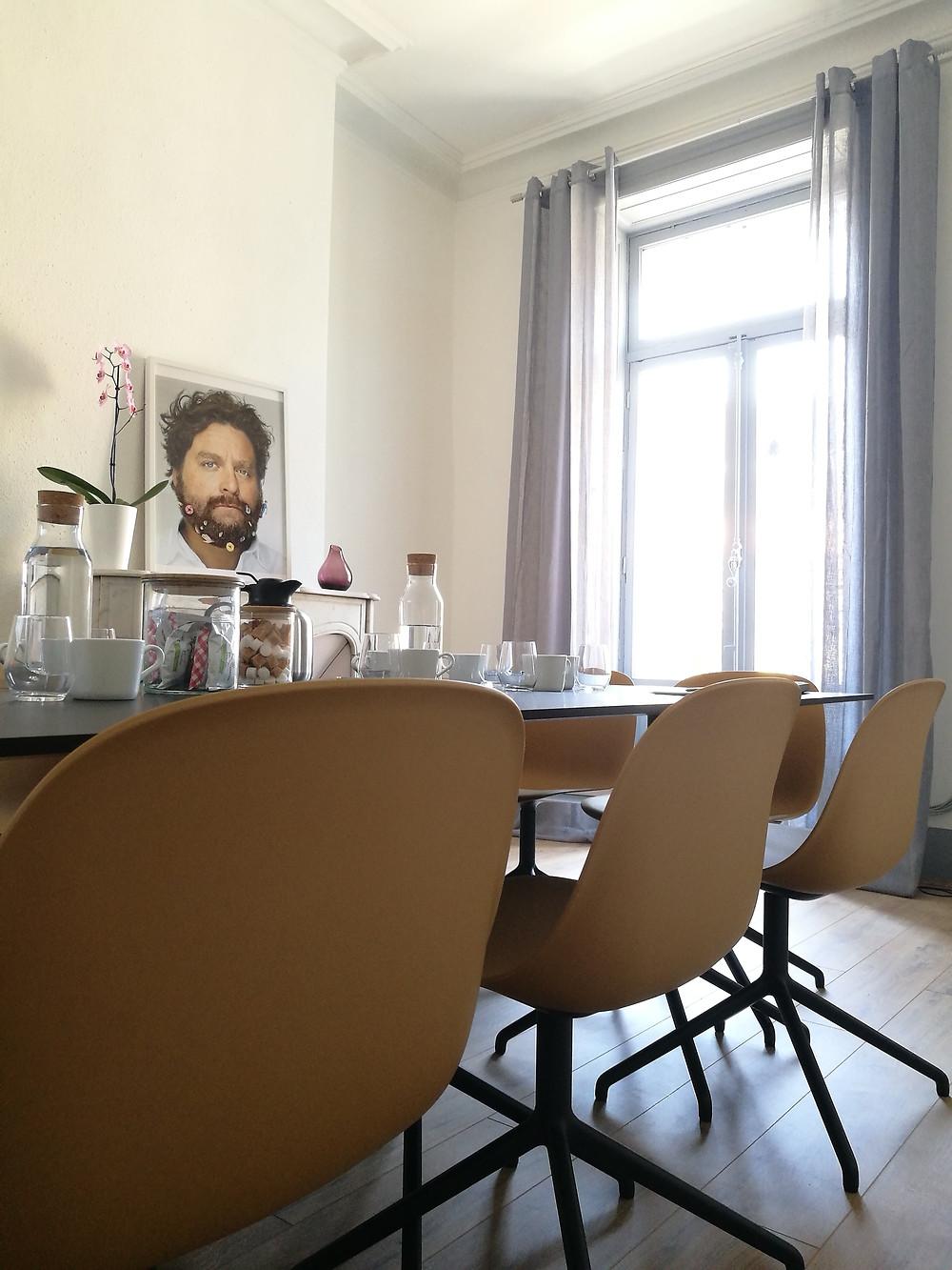 salle de réunion design et atypique à Montpellier