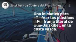 Ternua y el Mater Museoa La costera del plastifish