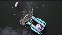 Urban rivers robot