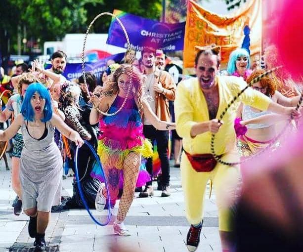 Cardiff Pride 2017