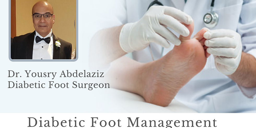 Diabetic Foot and Neuropathy Management CME-Credit eLecture