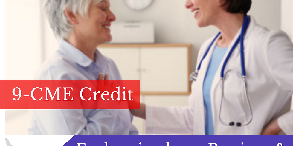 One-Day 9-CME Credit Endocrinology Review and Updates