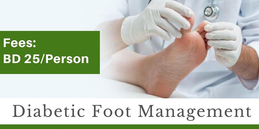 Diabetic Foot Management