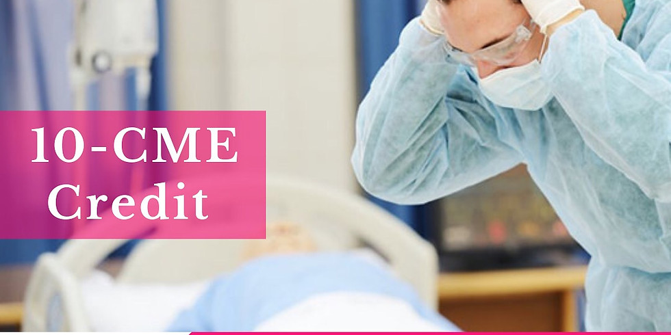 Healthcare Risk Management 10-CME Credit Training