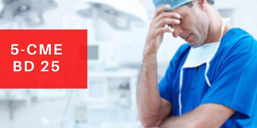 Medical Error Management 5-CME Credit